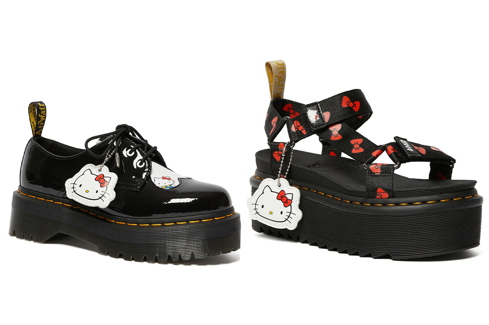 The Upcoming Hello Kitty x Dr. Martens