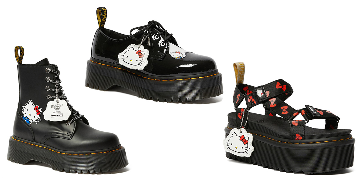 who sells dr marten shoes