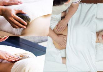 postnatal massages