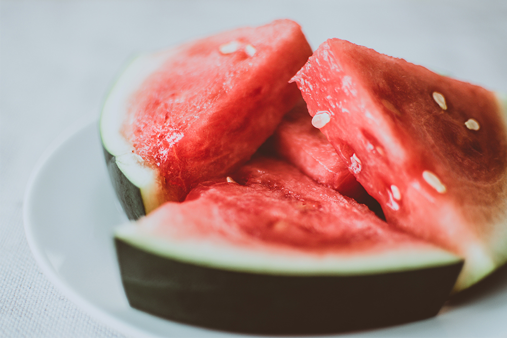 superfoods skin watermelon