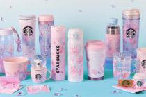 starbucks sakura merchandise