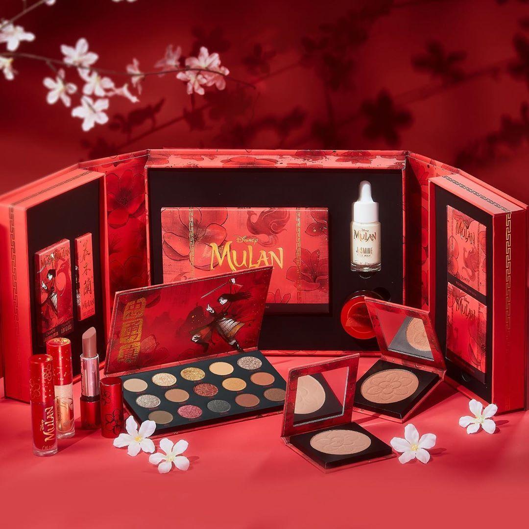 mulan makeup collection
