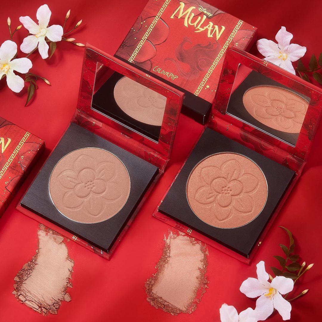 mulan makeup blush