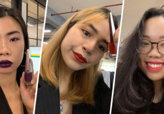 zula team tries fenty beauty stunna lip paint
