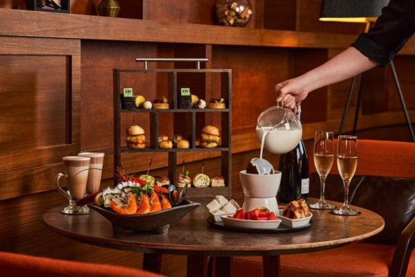 Staycation Packages Hilton High Tea