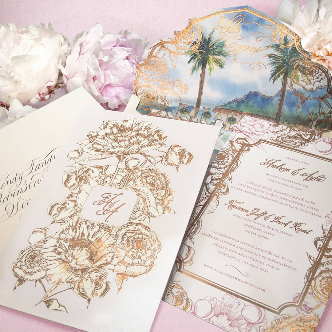 wedding invitation cards kartoe