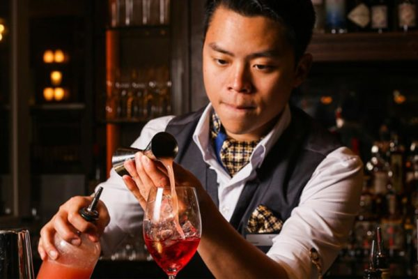 Staycation Packages Mixology Masterclass