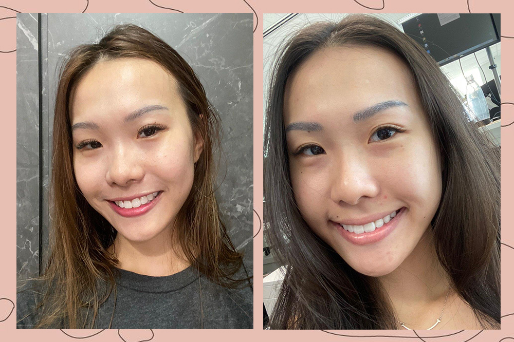 twin skincare routines midpoint