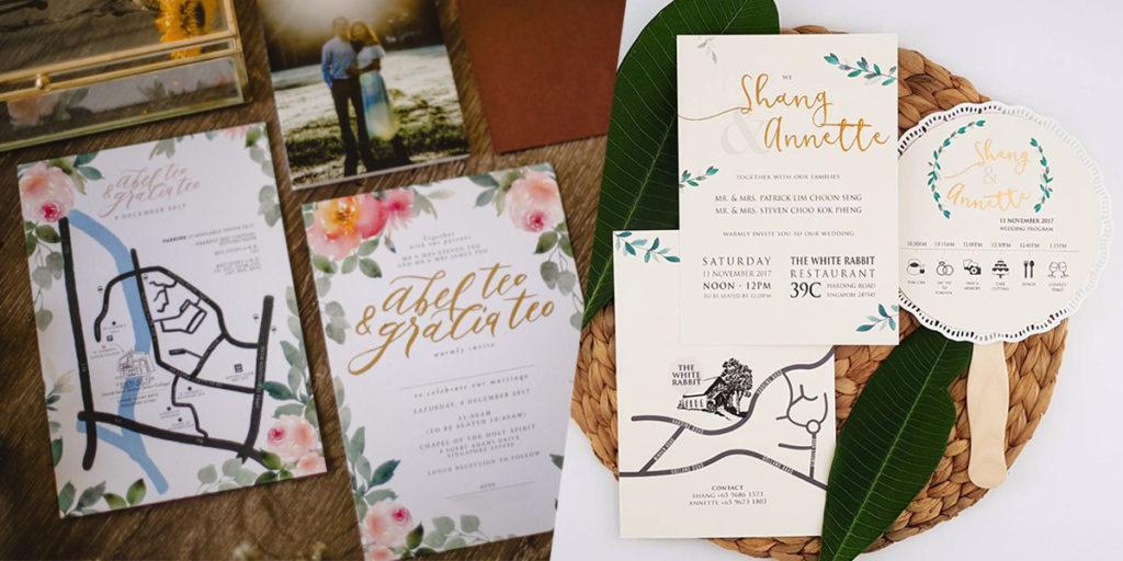 wedding invitation cards cover image