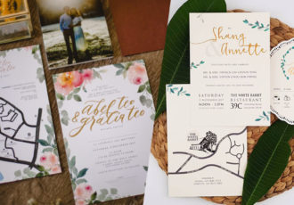 wedding invitation cards cover image