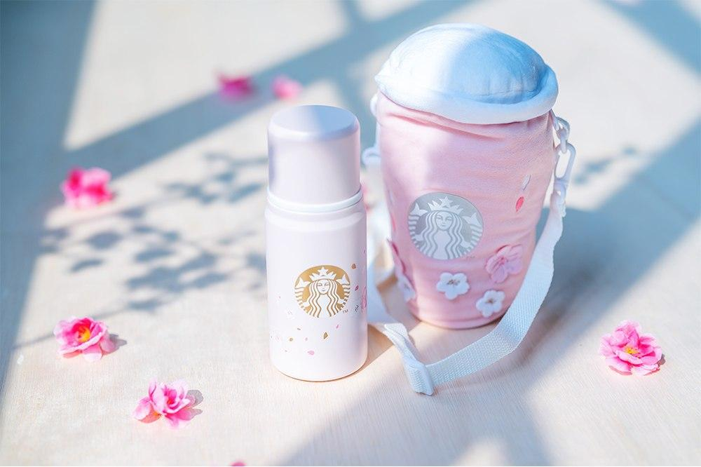 starbucks sakura collection bottle