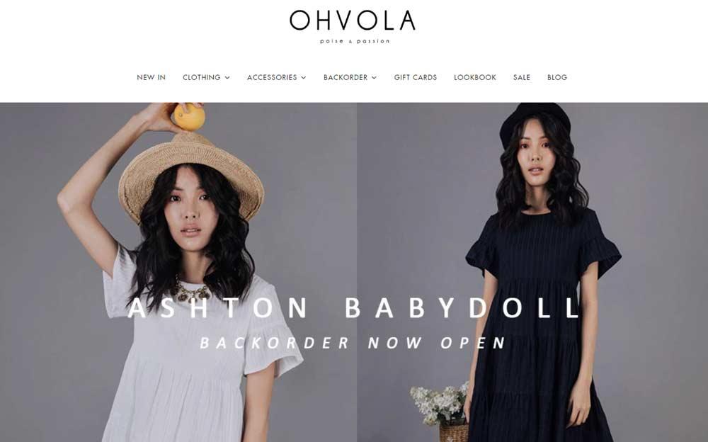 blogshops singapore ohvola