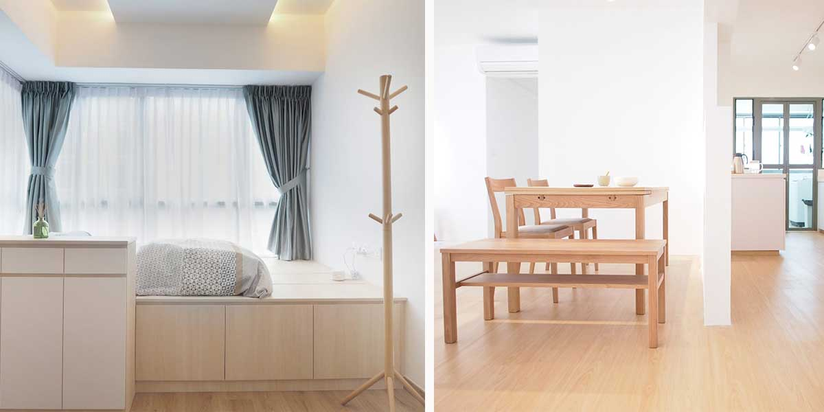 Minimalist Interior Design In Singapore How To Muji Fy Your Home Pick The Right Id Plus Cost Saving Design Tips Zula Sg