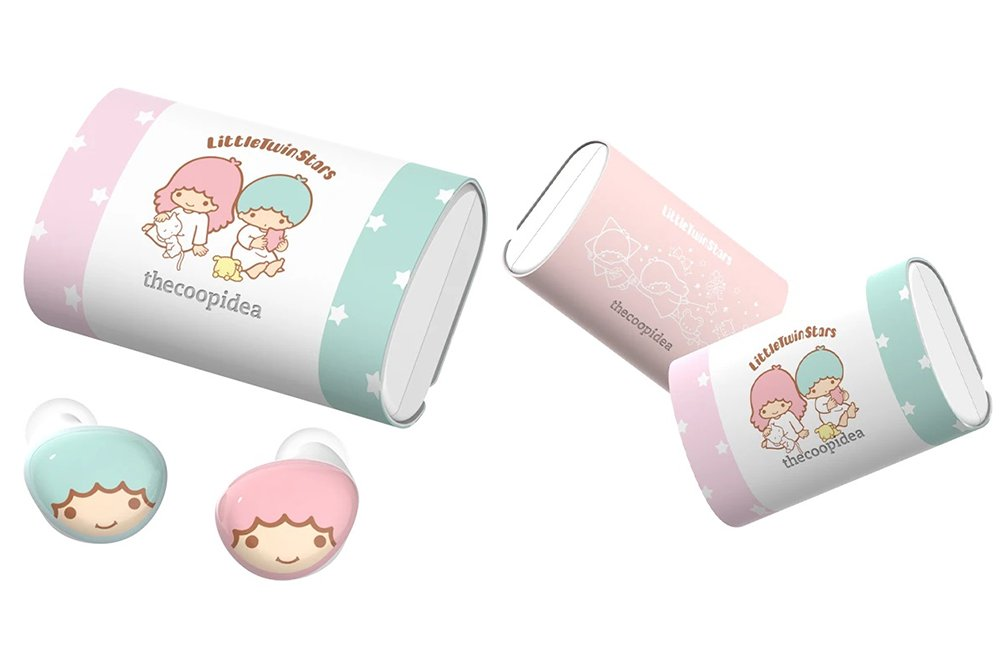 sanrio the coop idea lts earbuds