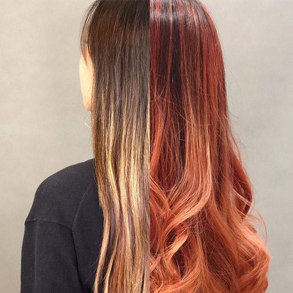 kimage-hair