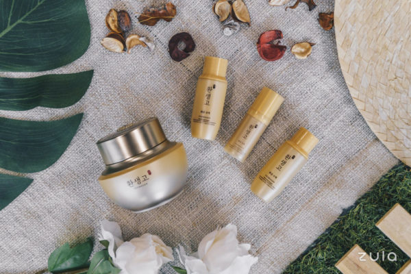 Yehwadam Hwansaenggo Rejuvenating Radiance Cream