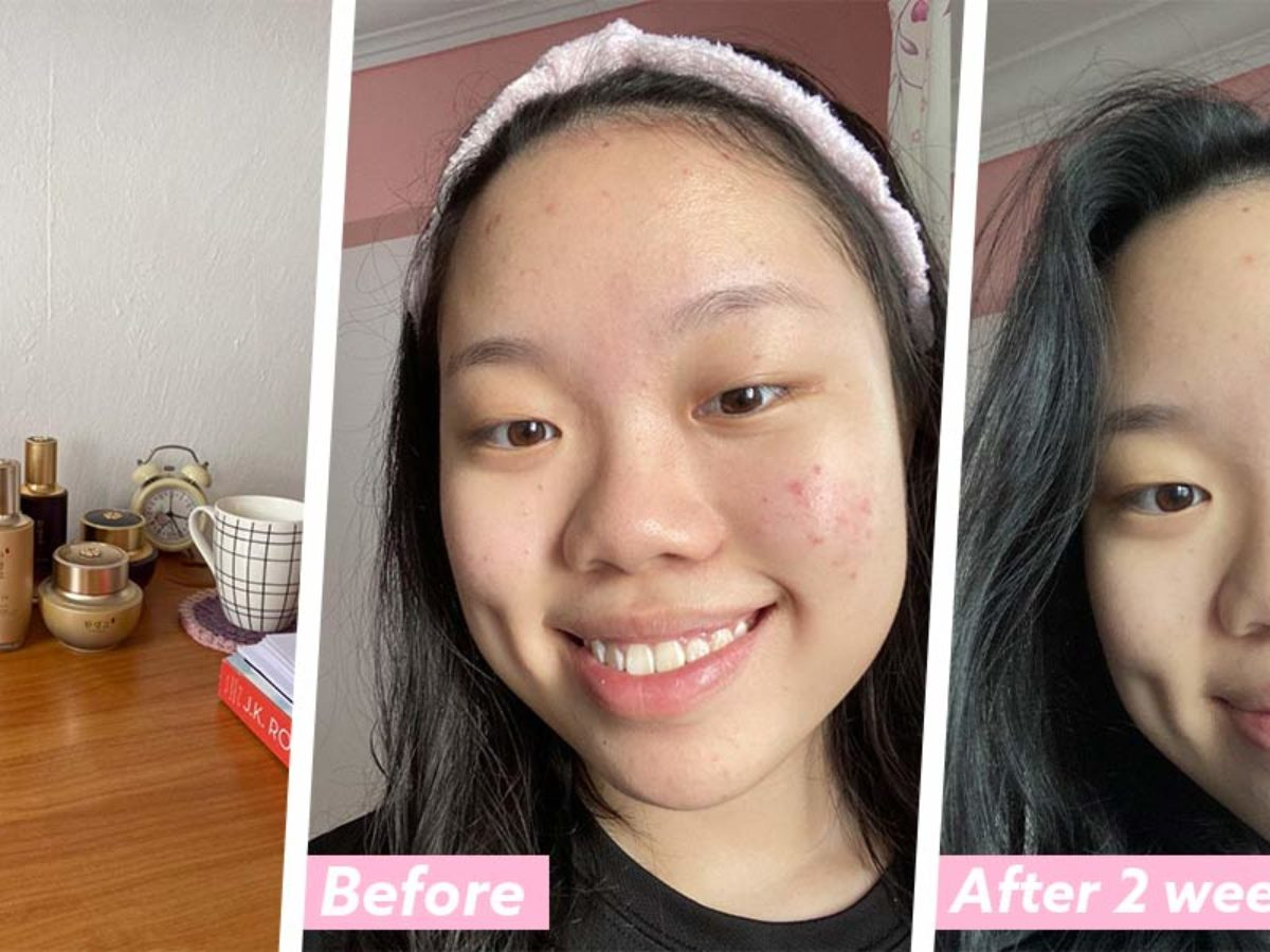 Step Korean Skincare Routine