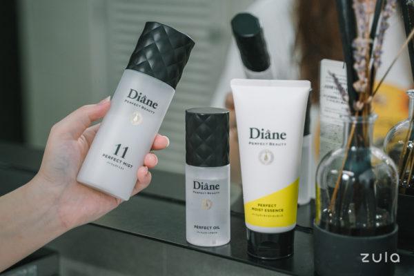 moist diane outbath treatment 2