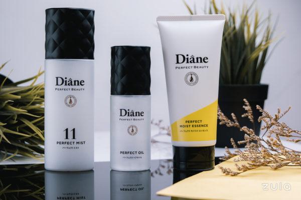 moist diane outhbath treatment