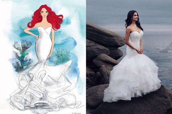 disney wedding dresses (2)
