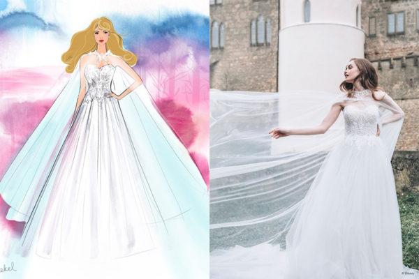 disney wedding dresses (4)