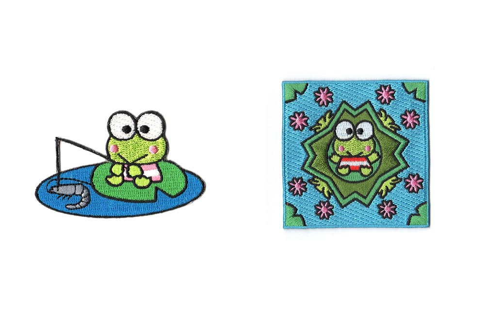 sanrio-pew-pew-patches-keroppi-prawning