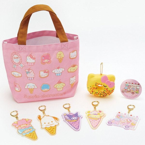 Sanrio-cafe-merch