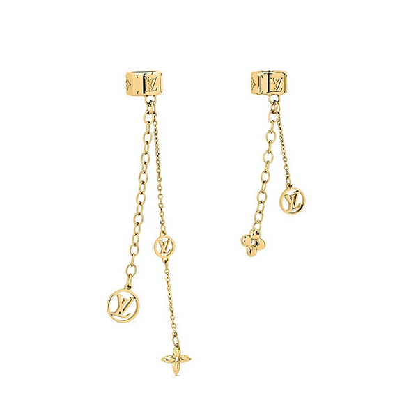 louis-vuitton-airpods-earrings-gold