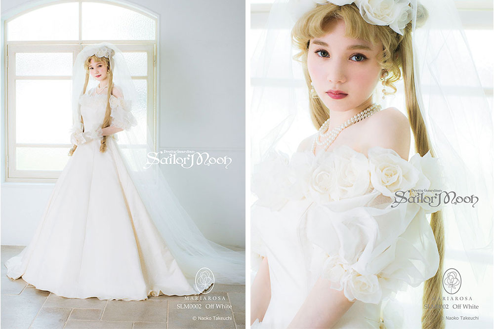 Sailor Moon Wedding Dresses And Tuxedos Will Turn You Into Usagi Mamoru For Your Dream Wedding Shoot Zula Sg,Stylish Wedding Party Wear Dresses For Womens