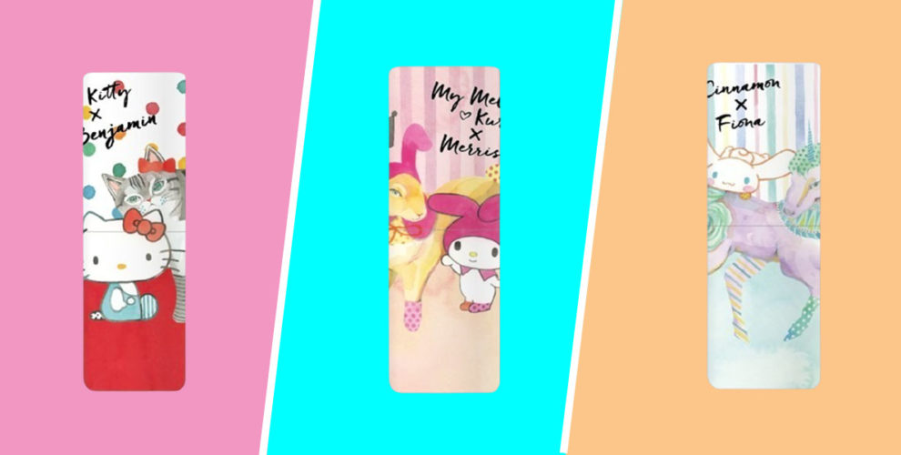 Sanrio Perfume Sticks