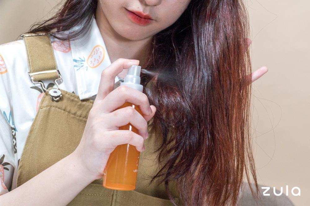matomage-Hair Arrangement Water