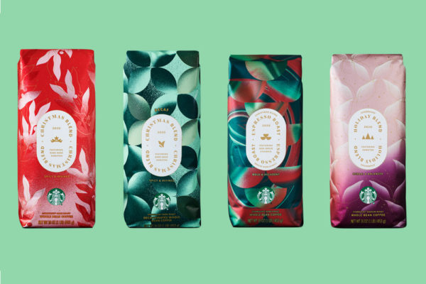 starbucks holiday 2020 coffee blend