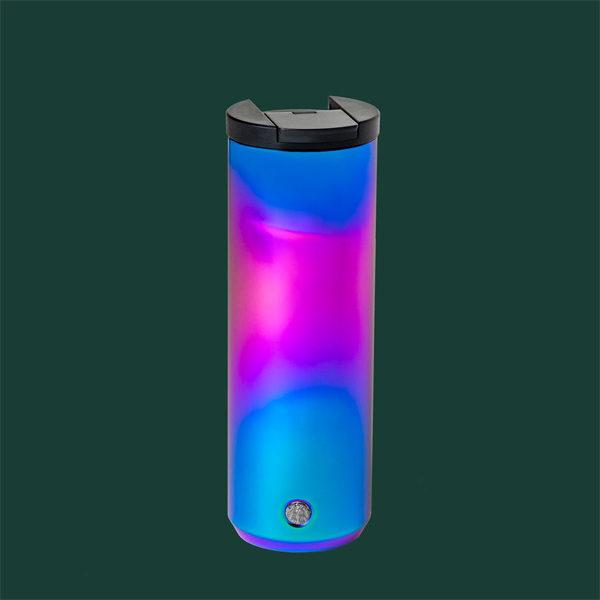 starbucks holiday 2020 iridescent tumbler