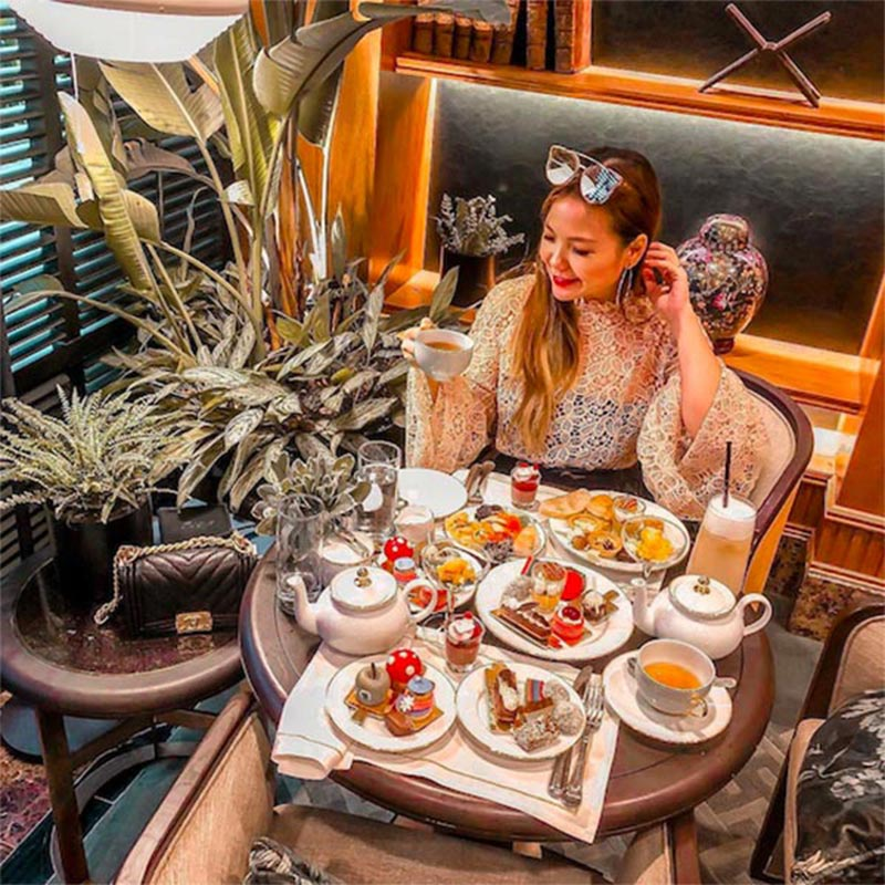 High Tea Singapore Tea Lounge