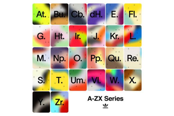 adidas a-zx series