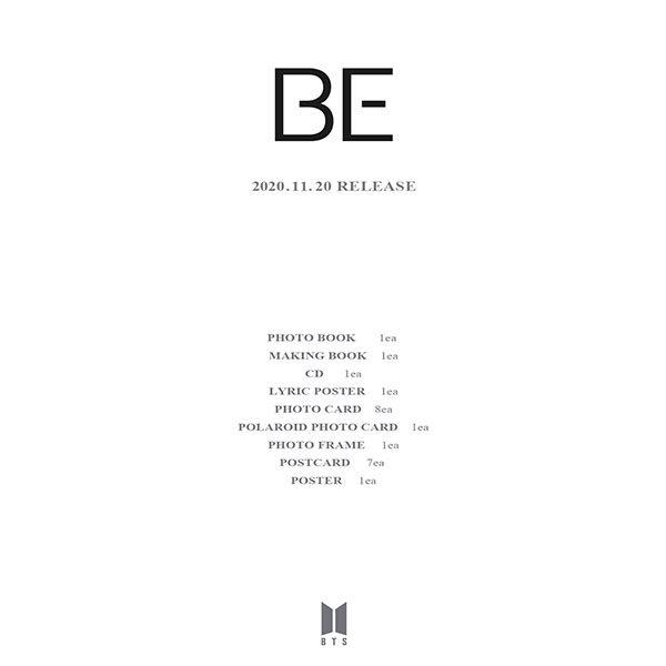 be album bts