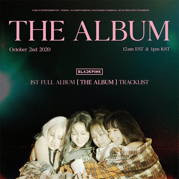 blackpink the album insta