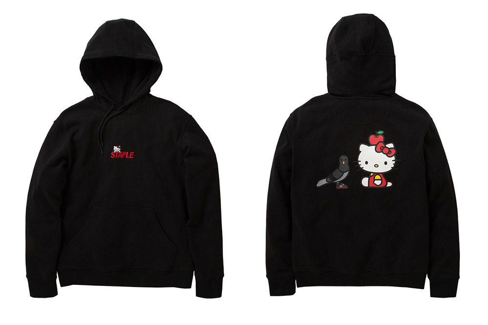 hello-kitty-staple-pigeon-hoodie-black