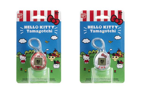hello kitty tamagotchi packaging