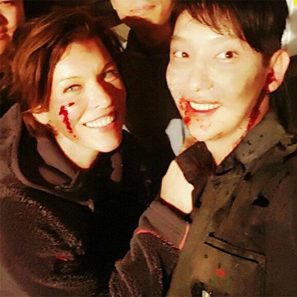 lee joon gi and milla jovovich