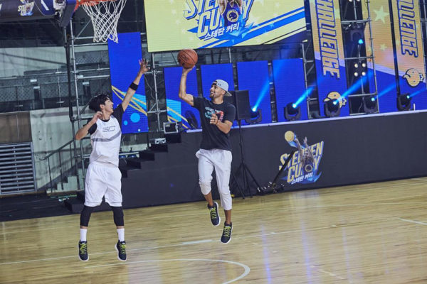 nam joo hyuk basketball