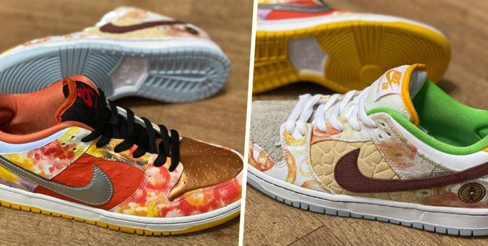 These Nike CNY 2021 Sneakers Are Super