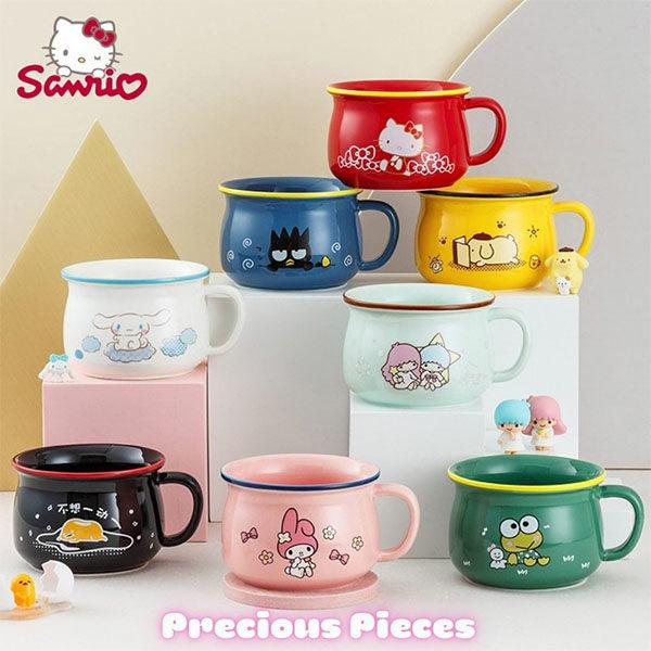 sanrio mugs