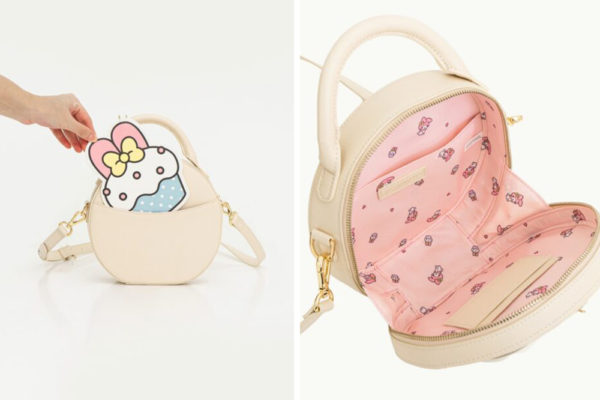 the sophia label sanrio crossbody bag my melody