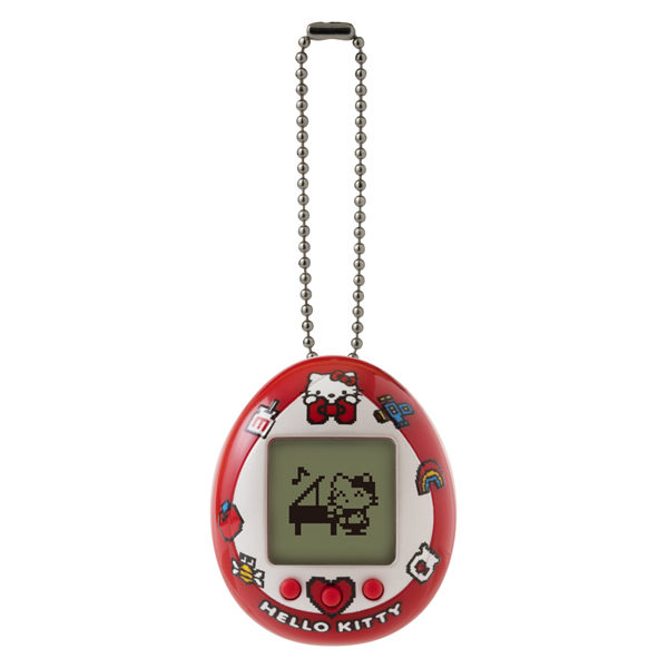 hello kitty tamagotchi favorite things red piano