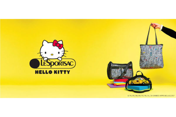 hello kitty x lesportsac 2020 nyc themed