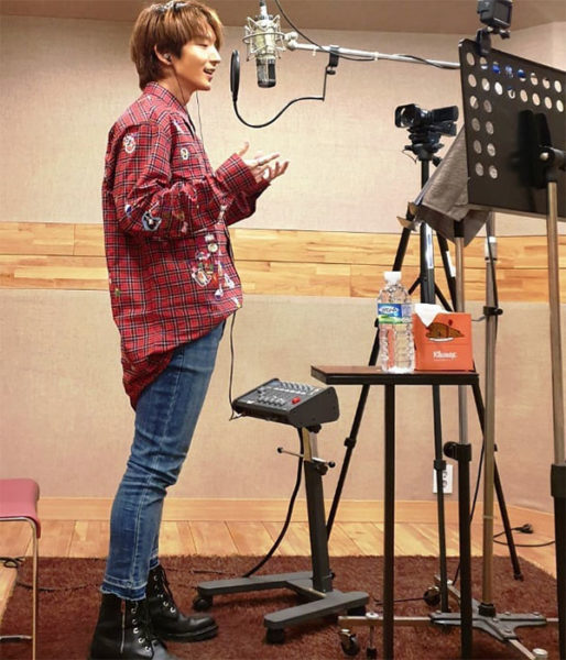 lee joon gi recording