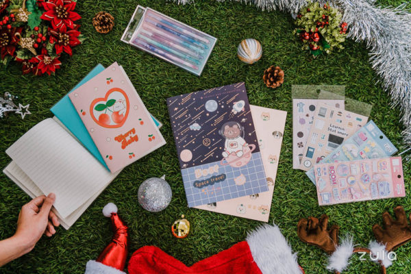 non-basic gift guide stationery bundle