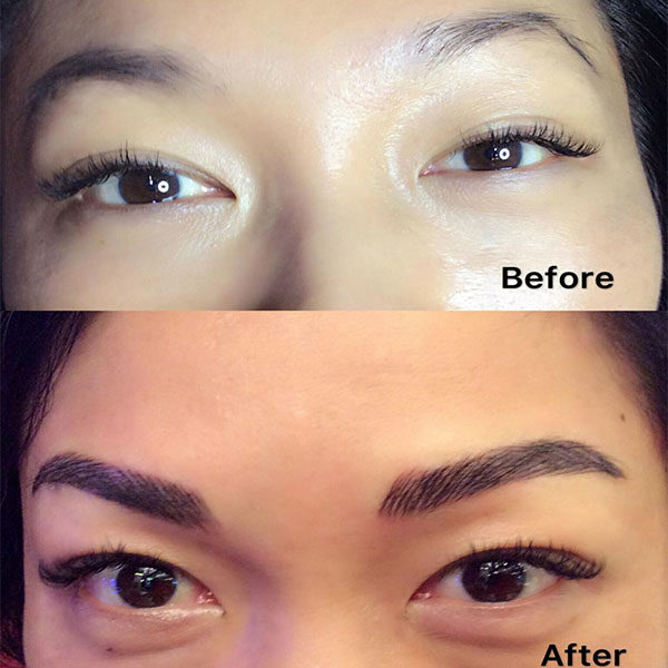 affordable eyebrow embroidery biobeauty brows