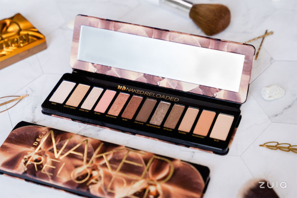 client loreal sephora 1 for 1 group naked reloaded palette